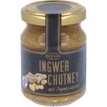 Altenburger Ingwer Chutney mit Ingwerstücken 170g