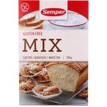 "Semper Backmischung ""Mix"" White Mix glutenfrei 500g"