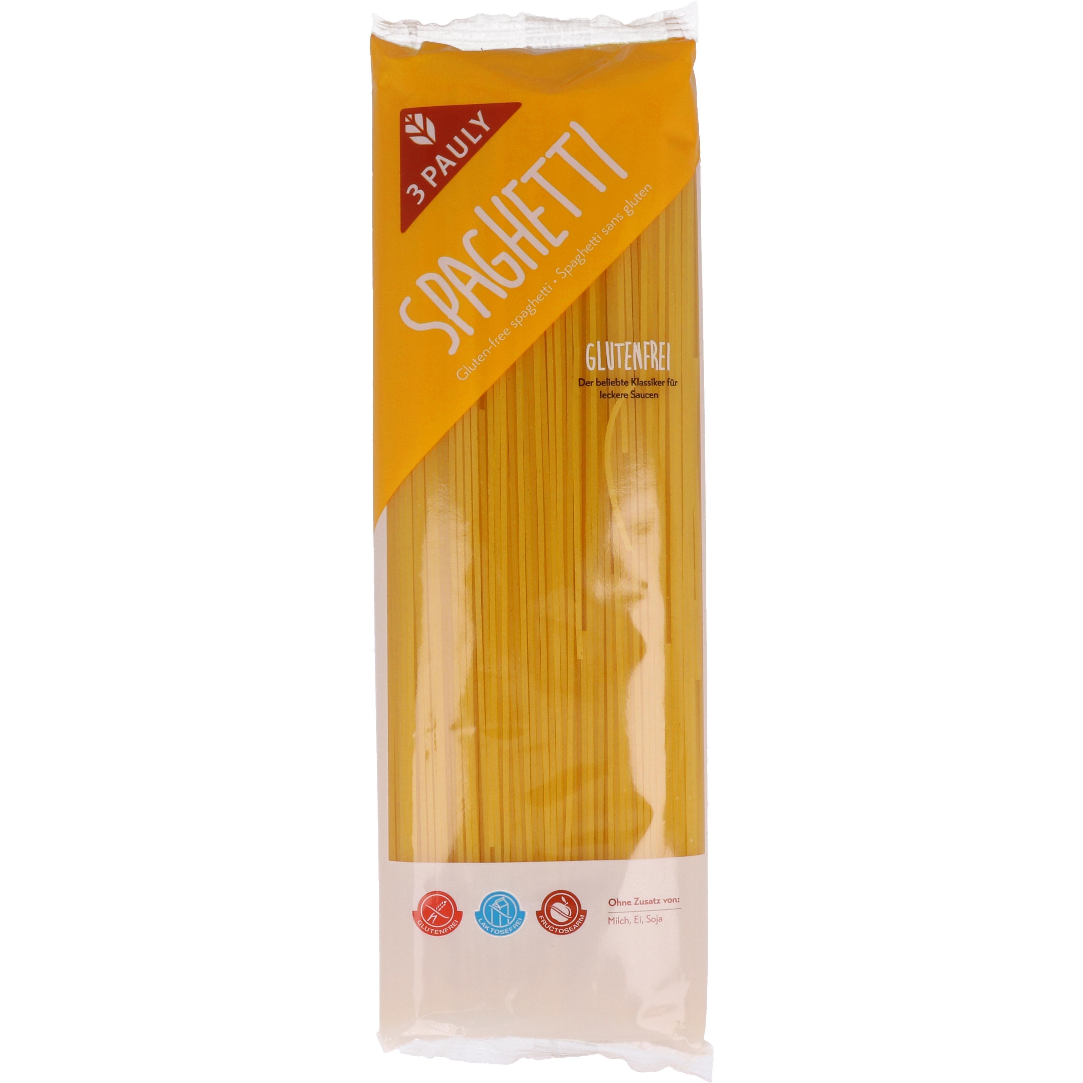 3 Pauly Spaghetti 500g