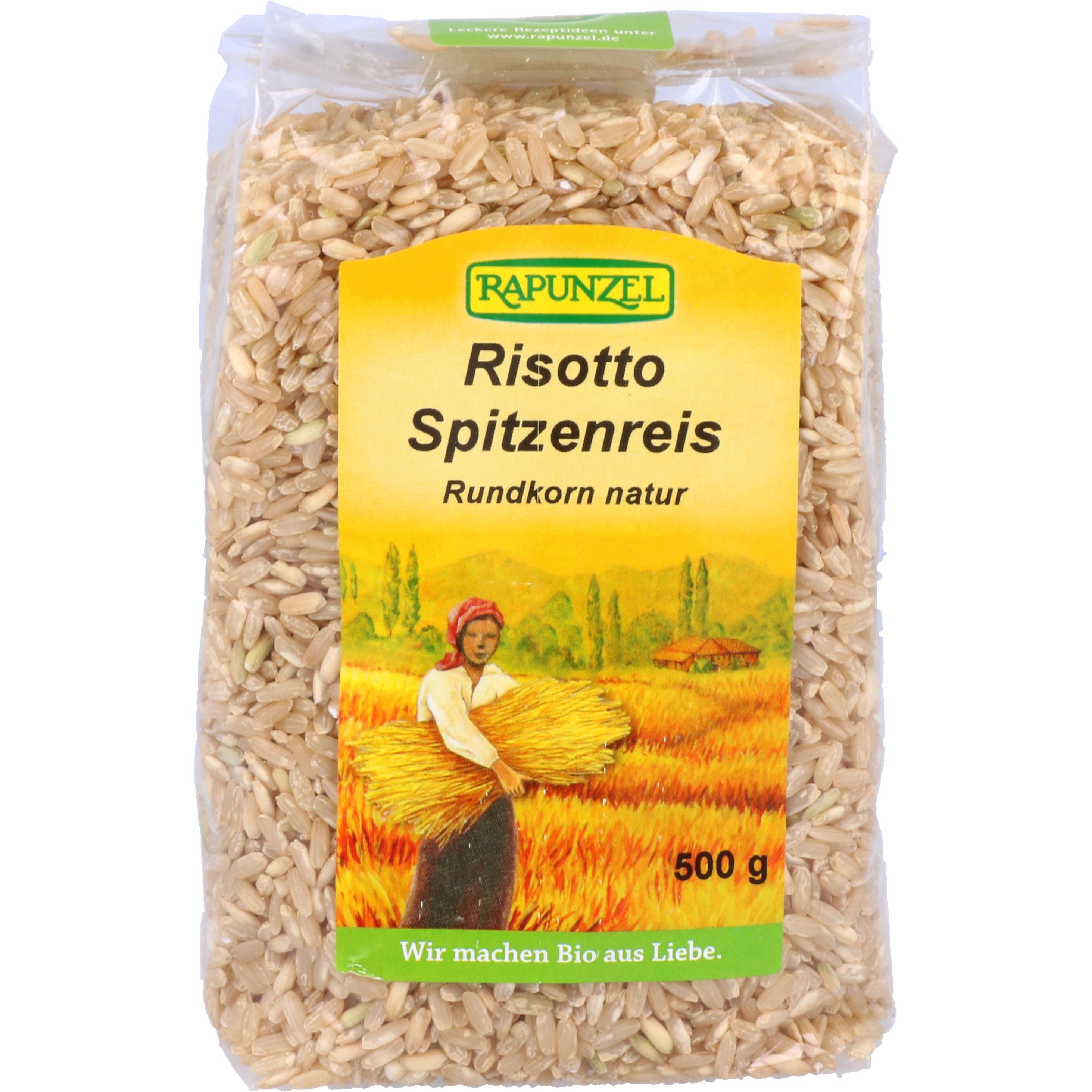 Rapunzel Bio Risotto mit Rundkornreis natur 500g