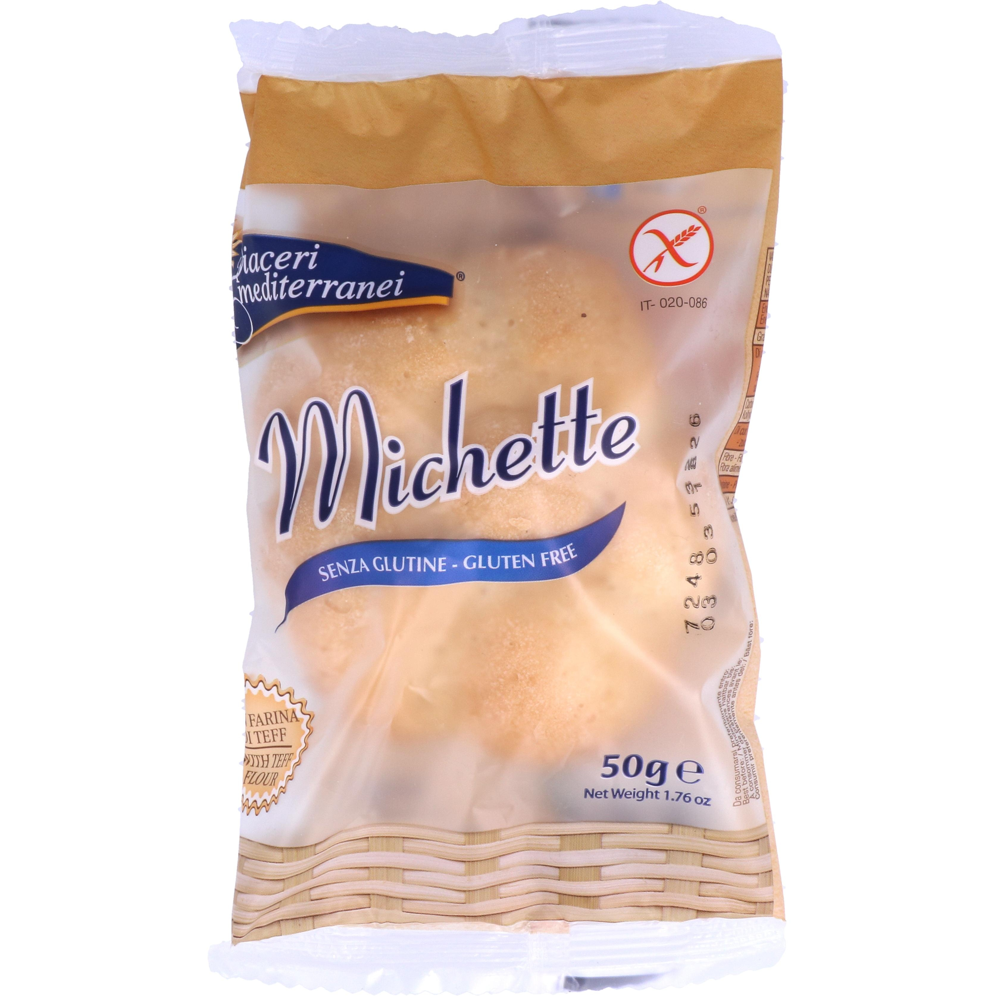 Piaceri Mediterranei Michette Brötchen 50g