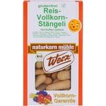 Werz Bio Reis-Vollkorn-Stängeli 150g