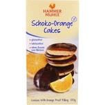 Hammermühle Schoko-Orange Cakes 100g