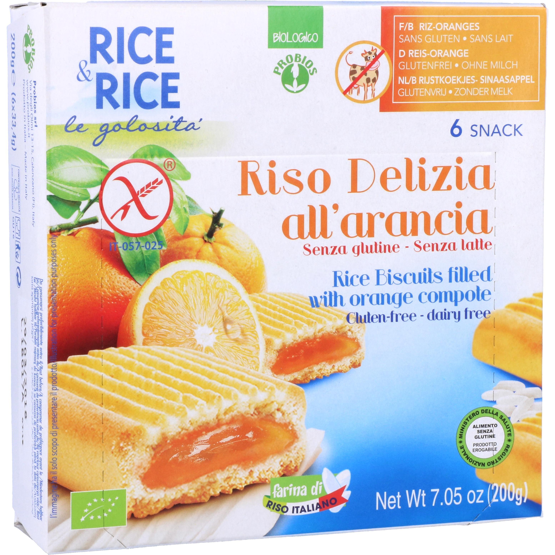 Probios Bio Rice & Rice Riso Delizia 200g