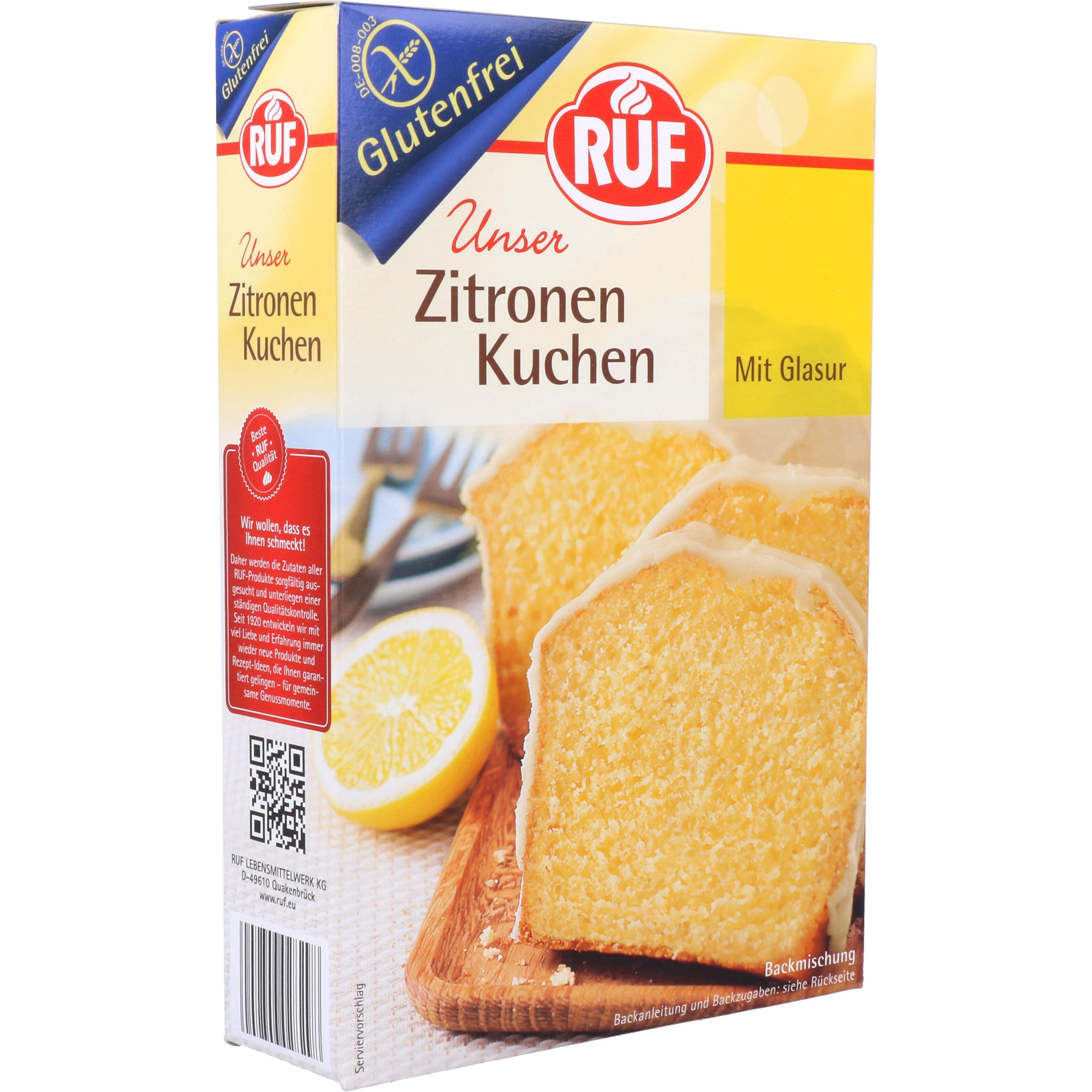 Ruf Zitronenkuchen 530g