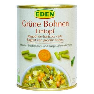 Eden Bio Grüne Bohnen Eintopf 560g