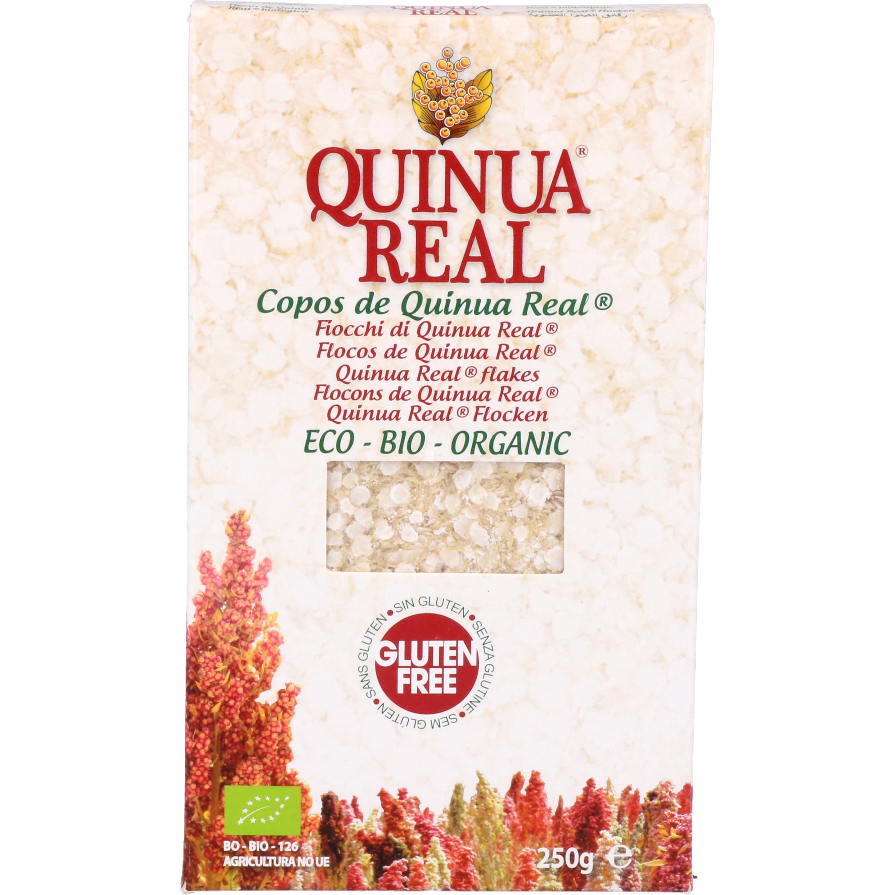 Quinua Real Bio Quinoa Real Flocken 250g