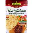 Werner's Kartoffelmus mit Röstzwiebeln 258g