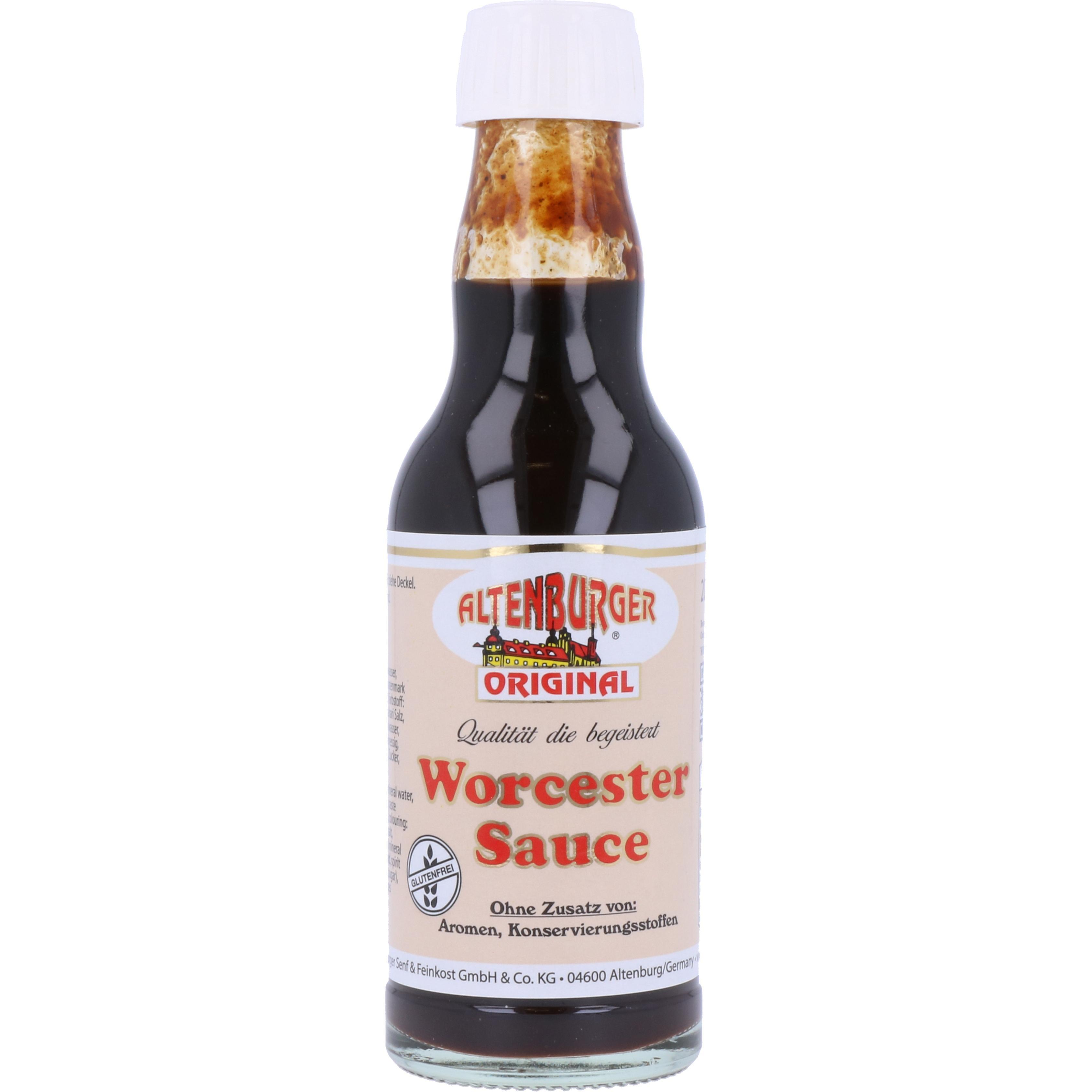 Altenburger Worcester Sauce Original 200 ml