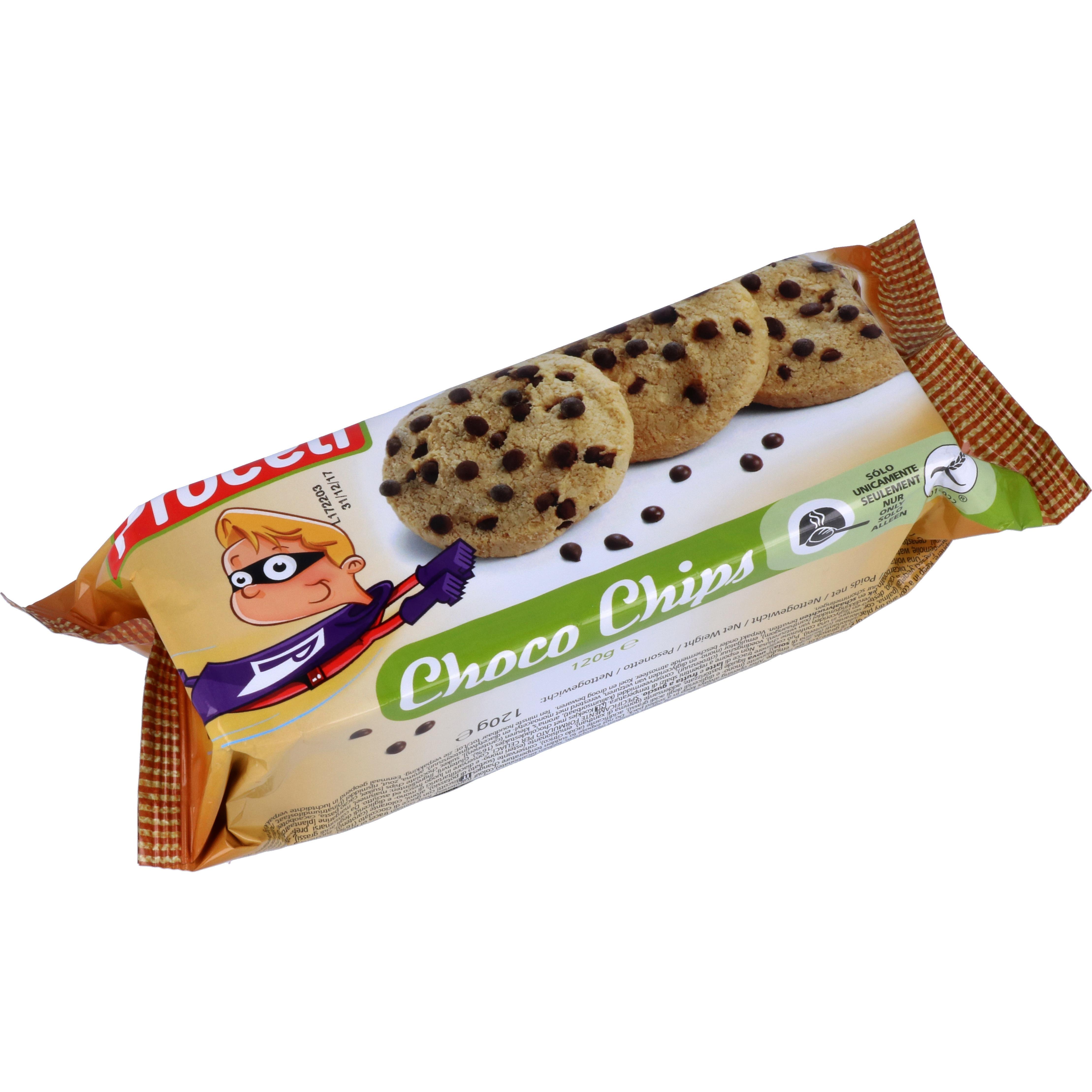 Proceli Choco Chips 120g