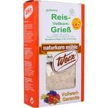 Werz Bio Reis-Grieß 250g