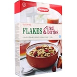 Semper Flakes & Red Berries Extra Flakes rote Früchte 300g