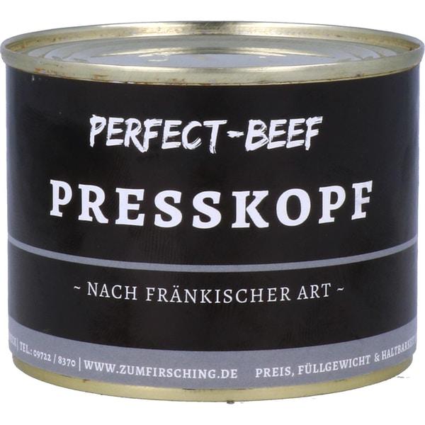 Firsching Fränkischer Presskopf 200g
