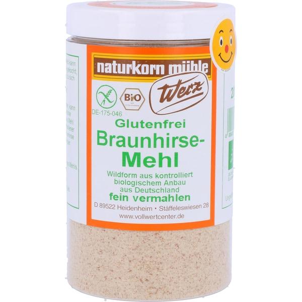 Werz Bio Braunhirse Mehl (Dose) 200g