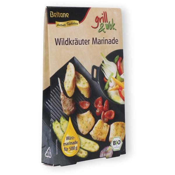 Beltane Bio Grill & Wok - Wildkräuter Marinade 50g