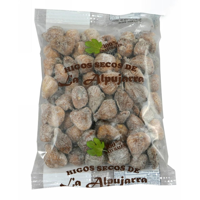 Industria Higuera Alpujarreña S.L. - Spanische getrocknete Feigen - Primera - 500 g