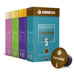 Gourmesso Espresso Flavor Box 6 Sorten 1401g, 300 Kapseln