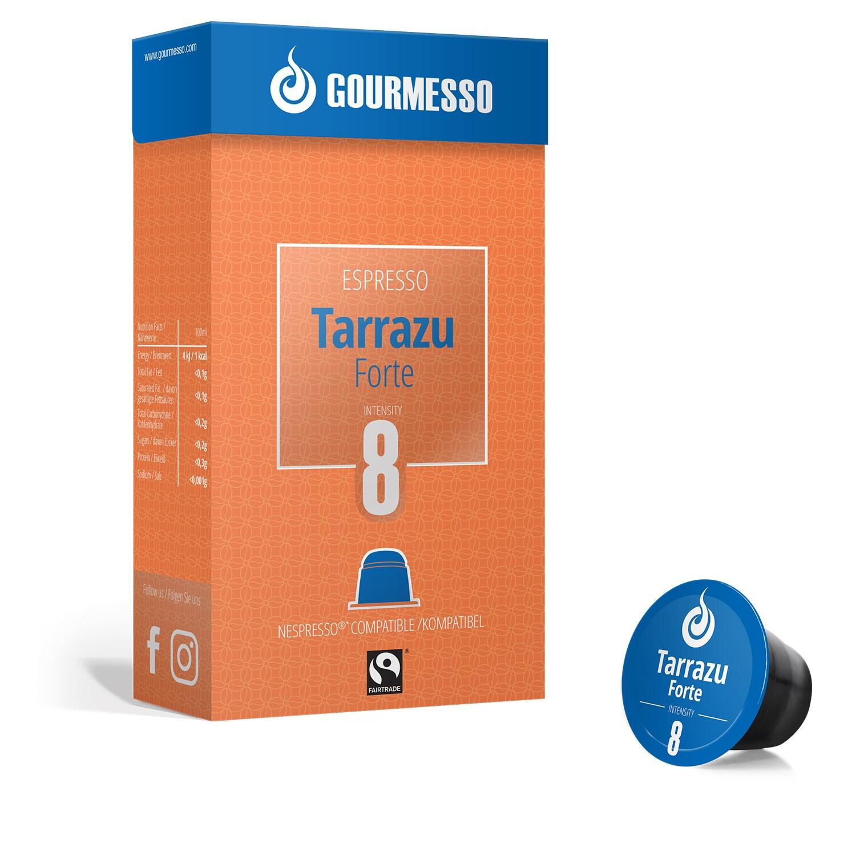 Gourmesso Espresso Tarrazu Forte 50g, 10 Kapseln