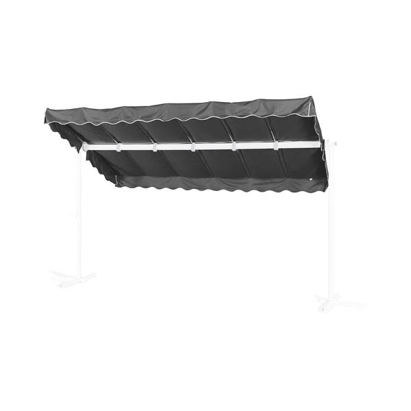 Grasekamp Ersatzdach Standmarkise Dubai Grau
