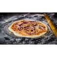 Grillfürst Pizzablech Edelstahl 31cm