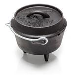 Petromax Feuertopf 1,1 Liter Dutch Oven mit Füßen