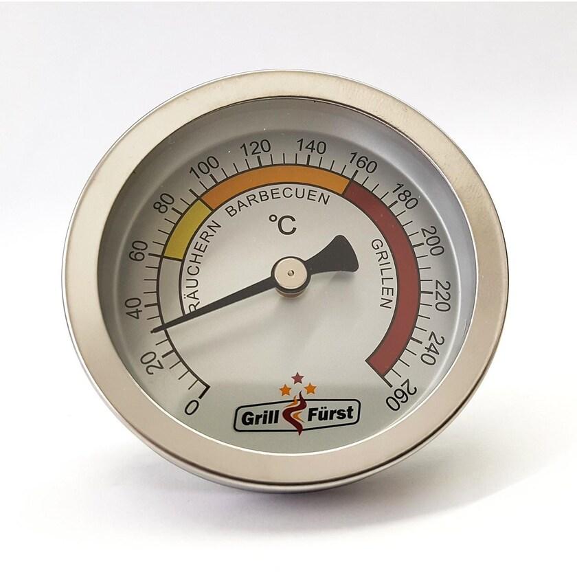 Grillfürst Deckelthermometer bis 260°C