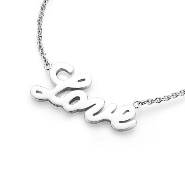 Smart Jewel Collier Love - Schriftzug