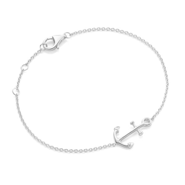 Smart Jewel Armband maritim Anker Mittelteil