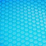 Mendler Pool-Abdeckplane Stärke 200 µm rechteckig 6x4m blau