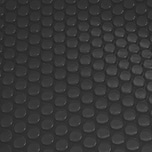 Mendler Pool-Abdeckplane Stärke 400 µm rund 4,57m schwarz