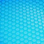 Mendler Pool-Abdeckplane Stärke 400 µm rund 4,88m blau