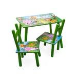 HTI-Line Kindertischgruppe Dschungel