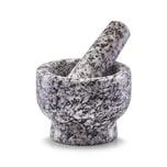 Neuetischkultur Mörser und Stößel Set Granit