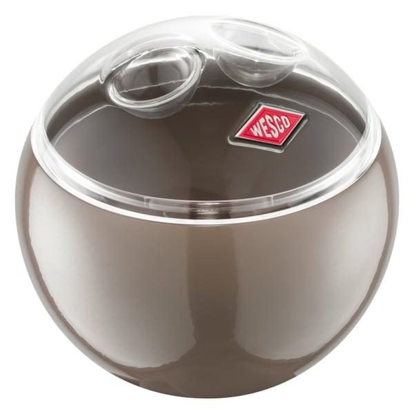 Wesco Aufbewahrungsdose Miniball Warm Grey