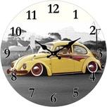 HTI-Line Wanduhr Beetle