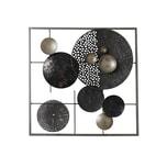NTK-Collection Wanddeko Silhouette Black