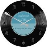 HTI-Line Wanduhr Vinyl