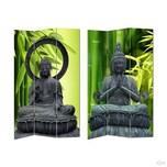 HTI-Line Paravent Buddha 2