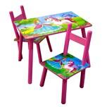 HTI-Line Kindertischgruppe Einhorn