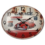 HTI-Line Wanduhr Garage