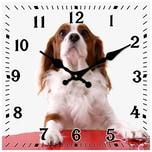 HTI-Line Tischuhr Hund Cavalier King Charles Spaniel