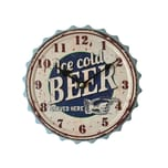 HTI-Line Wanduhr Bier