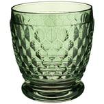 Villeroy & Boch Kristallglas-Becher green Boston coloured
