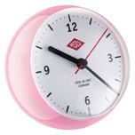 Wesco Mini Clock Pink