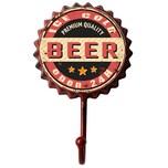 HTI-Line Garderobenhaken Bier