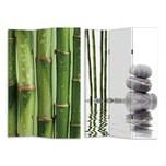 HTI-Line Paravent Bambus 2