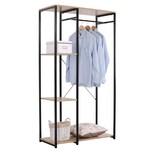 HTI-Line Begehbarer Kleiderschrank Mona L