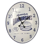 HTI-Line Wanduhr Hamburger