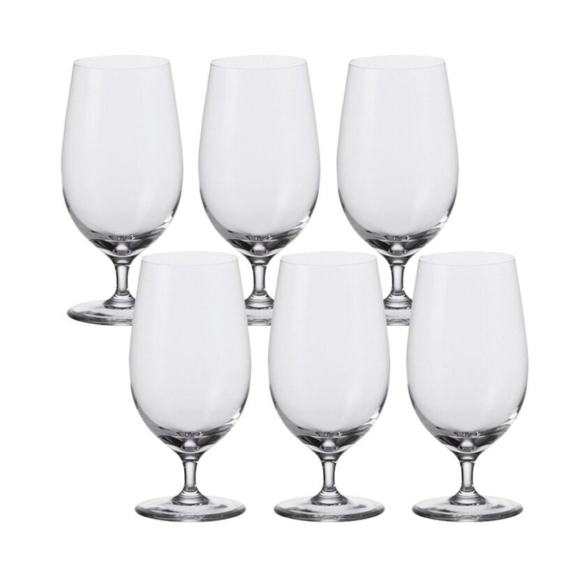 Leonardo Bier Glas, 6er-Set Ciao+