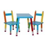 HTI-Line Kindertischgruppe Buntstift